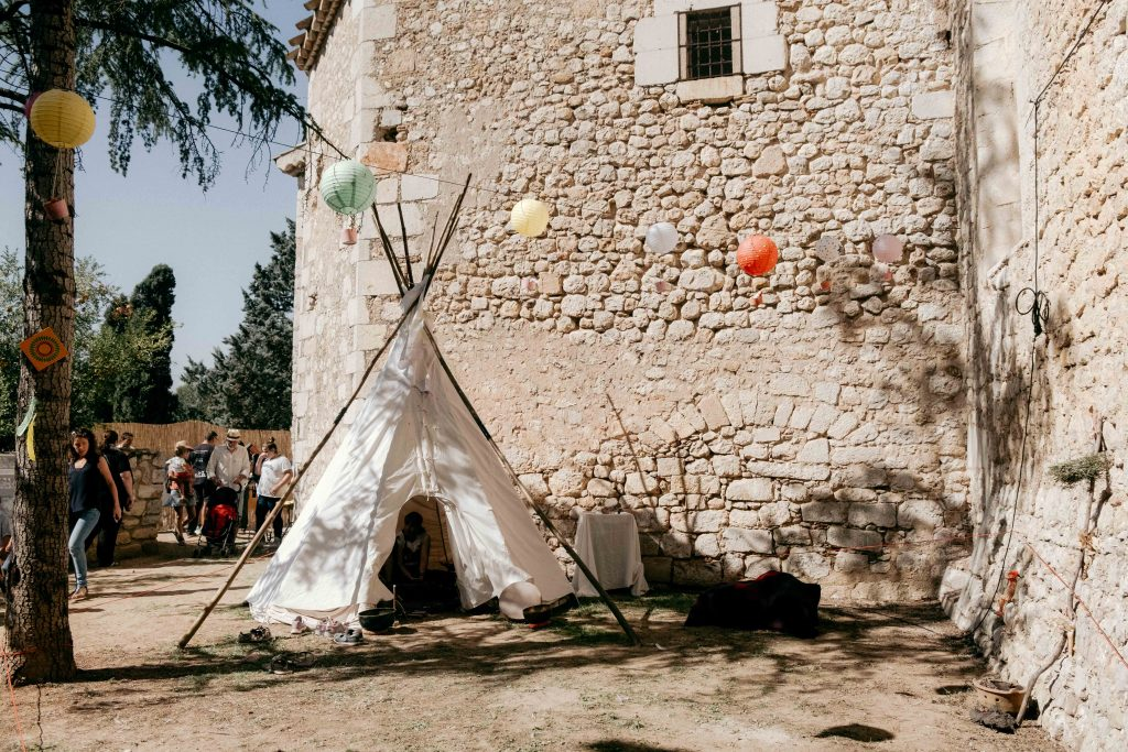 Espectacles The Tipi Experience